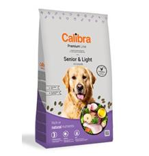 Calibra Dog Premium Line Senior&Light NEW