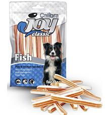Calibra Joy Dog Classic Fish&Chicken Sandwich