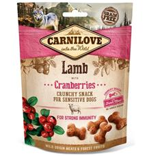 Carnilove Dog Crunchy Snack Lamb&Cranberries