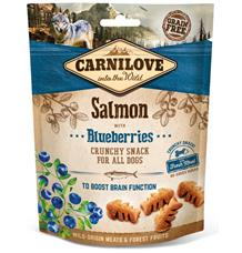 Carnilove Dog Crunchy Snack Salmon&Blueberries