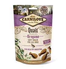 Carnilove Dog Semi Moist Snack Quail&Oregano