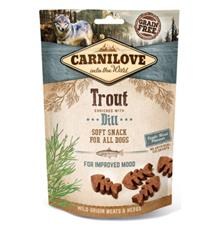 Carnilove Dog Semi Moist Snack Trout&Dill