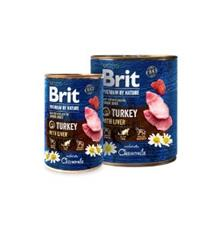 Brit Premium Dog by Nature konz Turkey & Liver