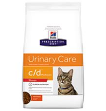 Hill's Feline C/D Dry Urinary Stress