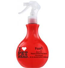 Pet Head šampon deodorant dog Poof spr