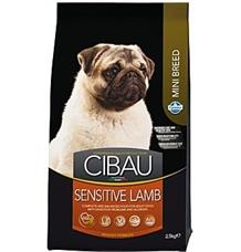 CIBAU Dog Adult Sensitive Lamb&Rice Mini