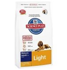 Hill's Canine Dry Senior Light
