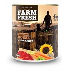 Farm Fresh Horse with Carrot