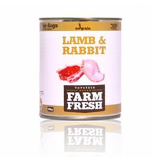 Farm Fresh – Lamb & Rabbit
