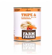 Farm Fresh – Tripe & Carrot with Cranberries