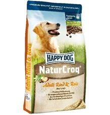 HAPPY DOG Natur Croq Rind&Rice