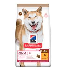 Hill's Can.Dry SP Adult Medium NG Chicken