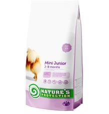 Nature's Protection Dog Dry Junior Mini
