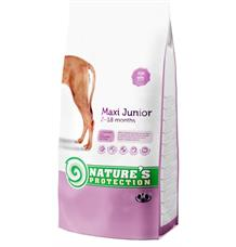Nature's Protection Dog Dry Junior Maxi