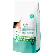 Nature's Protection Dog Dry Senior