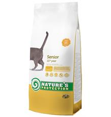 Nature's Protection Cat Dry Senior