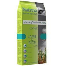 Nativia Dog Adult Lamb&Rice