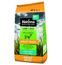 Nativia Dog Adult Maxi Lamb&Rice