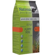 Nativia Dog Puppy Mini Duck&Rice