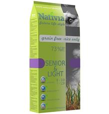 Nativia Dog Senior&Light