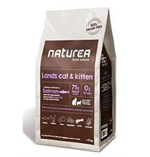 Naturea GF cat Lands - all breeds all lifestages