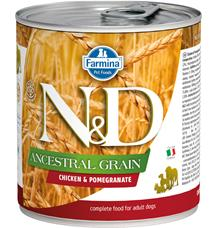 N&D DOG LOW GRAIN Adult Chicken & Pomegranate