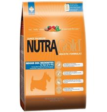 Nutra Gold Indoor Adult Dog Micro Bite