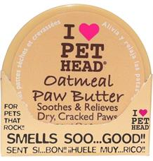 Pet Head krém na tlapky dog Oatmeal Paw Butter