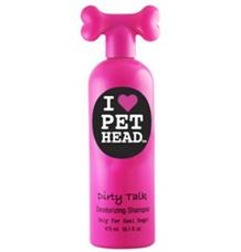 Pet Head šampon dog Dirty Talk - deodorizující