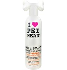 Pet Head šampon dog White Party