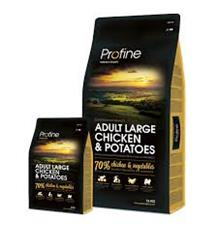 Profine NEW Dog Adult Large Chicken & Potatoes