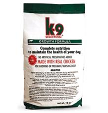 K-9 SELECTION Growth Formula