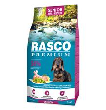 RASCO Premium Senior Small & Medium