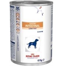 Royal Canin VD Canine Gastro Intestinal Low Fat konzerva