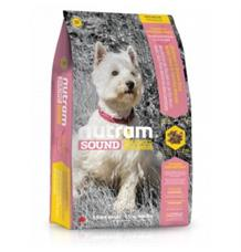 Nutram Sound Adult Dog Small Breed