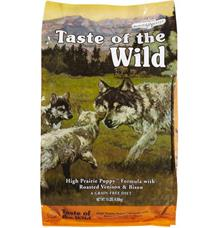 Taste of Wild High Praire Puppy
