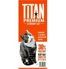 TITAN Economy Cat Food